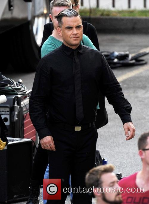 Robbie Williams 21