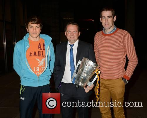 Shane O'donnell, Davy Fitz and Pat Donnellan 3