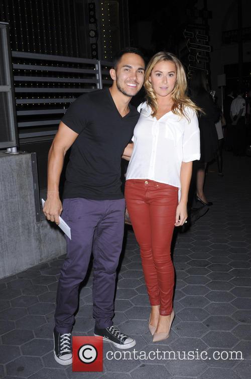 Alexa Vega and Carlos Pena Jr. 2