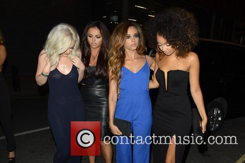 Little Mix, Jade Thirlwall, Jesy Nelson, Perrie Edwards and Leigh-anne Pinnock 1