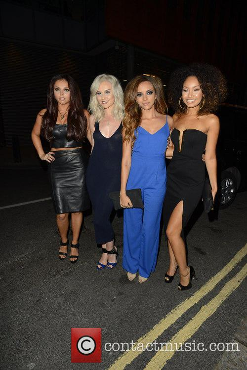 Leigh-anne Pinnock, Jade Thirlwall, Jesy Nelson and Perrie Edwards 6