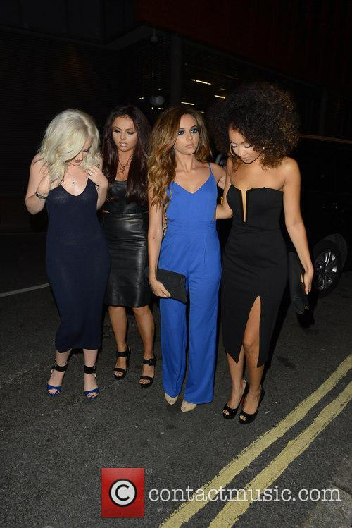 Leigh-anne Pinnock, Jade Thirlwall, Jesy Nelson and Perrie Edwards 8