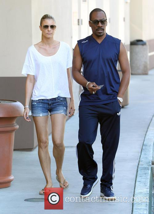 Eddie Murphy and Paige Butcher 10