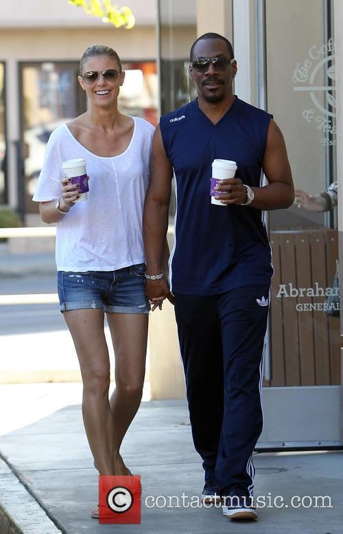 Eddie Murphy and Paige Butcher 12