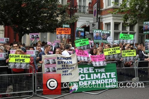 Celebrities, Free and Greenpeace 8