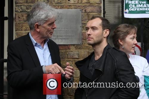 Jude Law and John Sauven 4