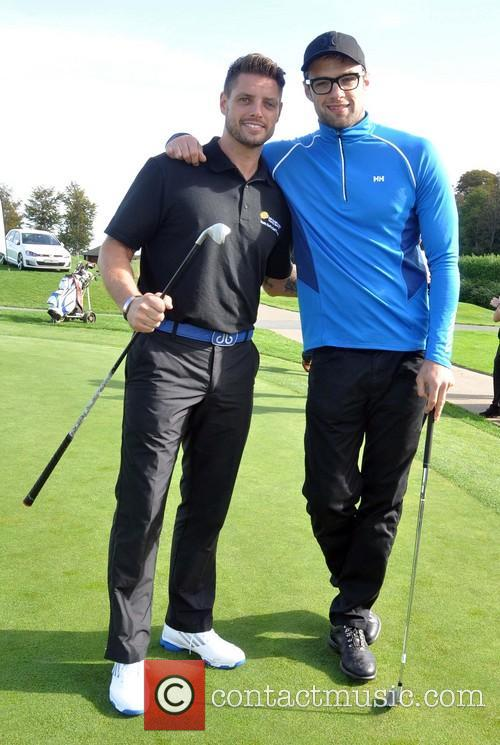 Keith Duffy and Bressie 2