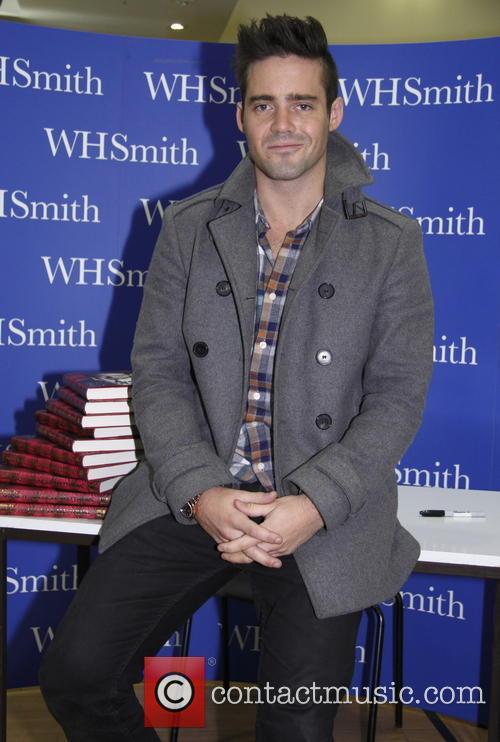 Spencer Matthews book signing