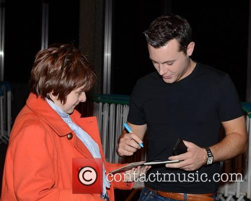 Sinead O'connor and Nathan Carter 10