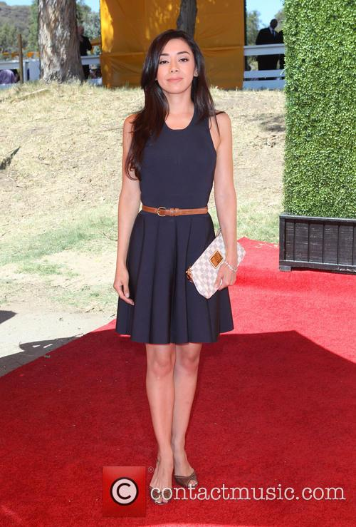 Aimee Garcia, Will Roger's Polo Grounds