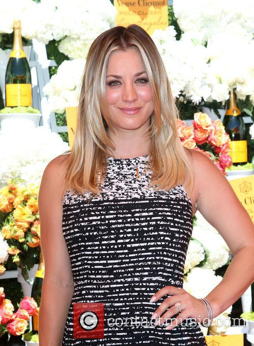 kaley cuoco the fourth annual veuve clicquot polo 3893208