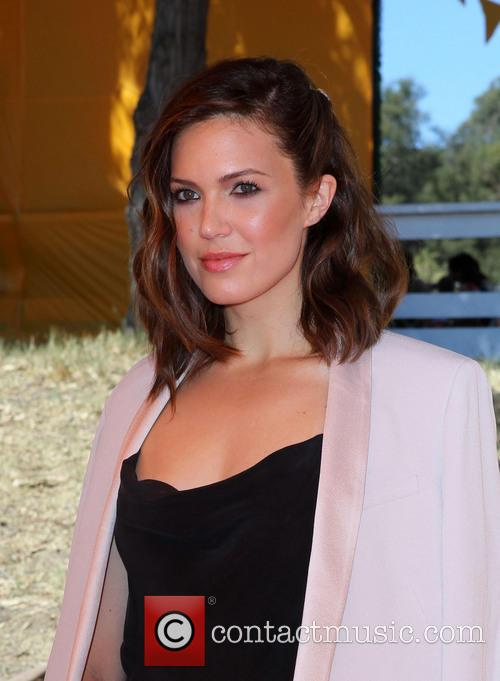 mandy moore the fourth annual veuve clicquot polo 3893155