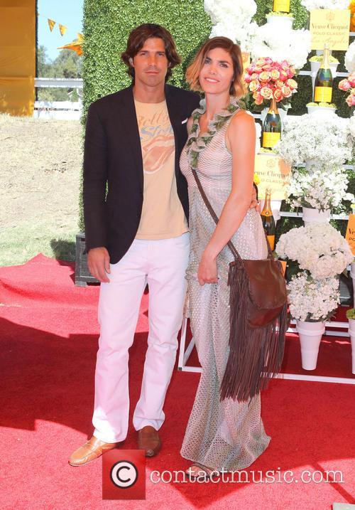 Nacho Figueras, Delfina Blaquier, Will Roger's Polo Grounds