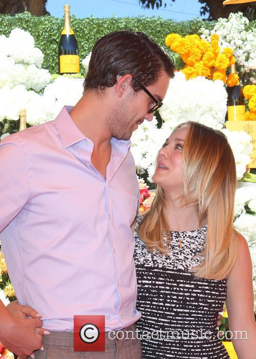 Ryan Sweeting and Kaley Cuoco 2