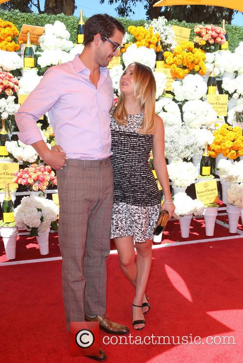 Ryan Sweeting, Kaley Cuoco, Will Roger's Polo Grounds