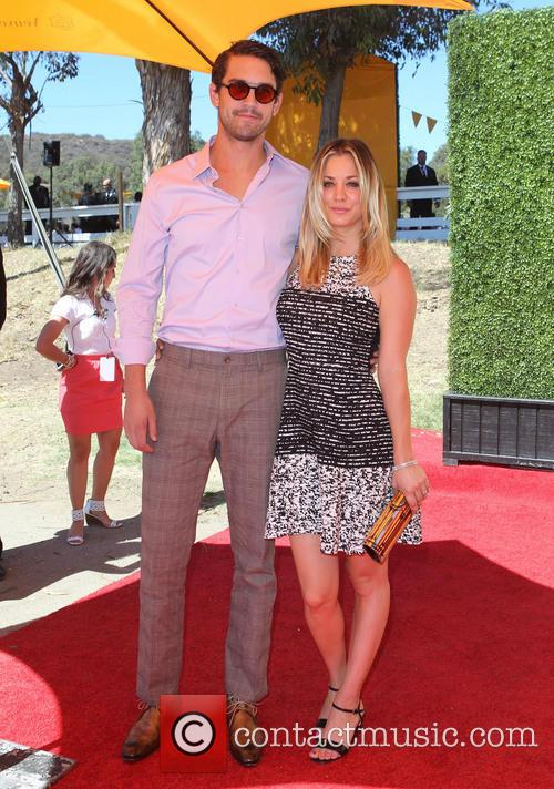 ryan sweeting kaley cuoco the fourth annual veuve clicquot 3893197