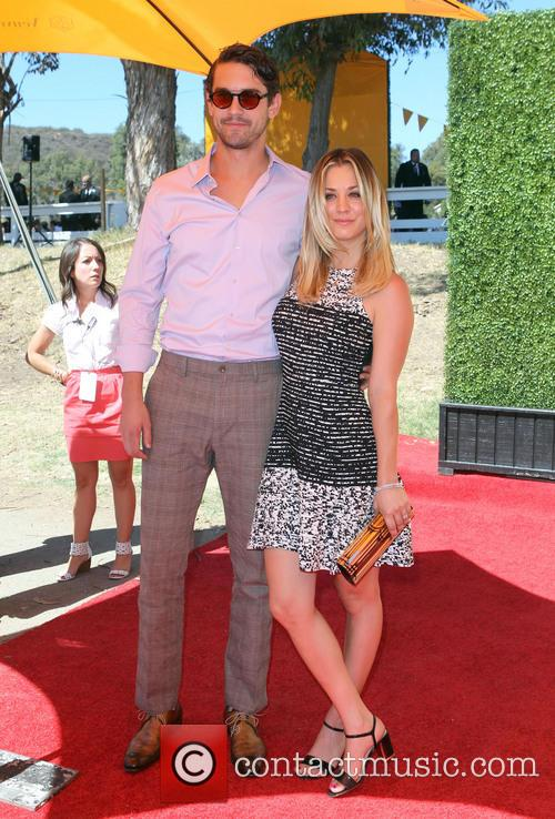 Ryan Sweeting and Kaley Cuoco 6