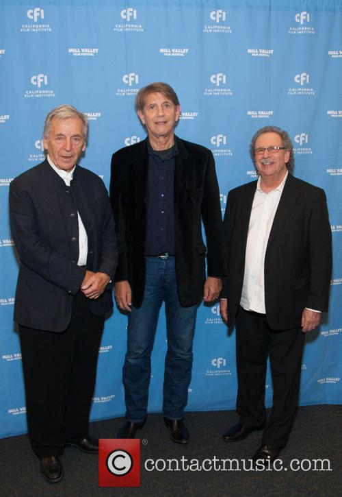 Costa-gavras, Peter Coyote and Mark Fishkin 4