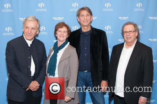 Costa-gavras, Zoe Elton, Peter Coyote and Mark Fishkin 10
