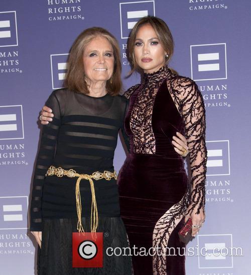 Gloria Steinem and Jennifer Lopez 1