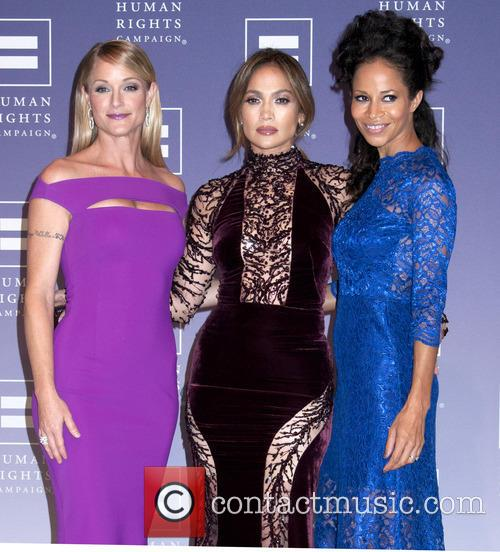 Teri Polo, Jennifer Lopez and Sherri Saum 2