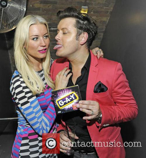 Denise Van Outen and Brian Dowling 3