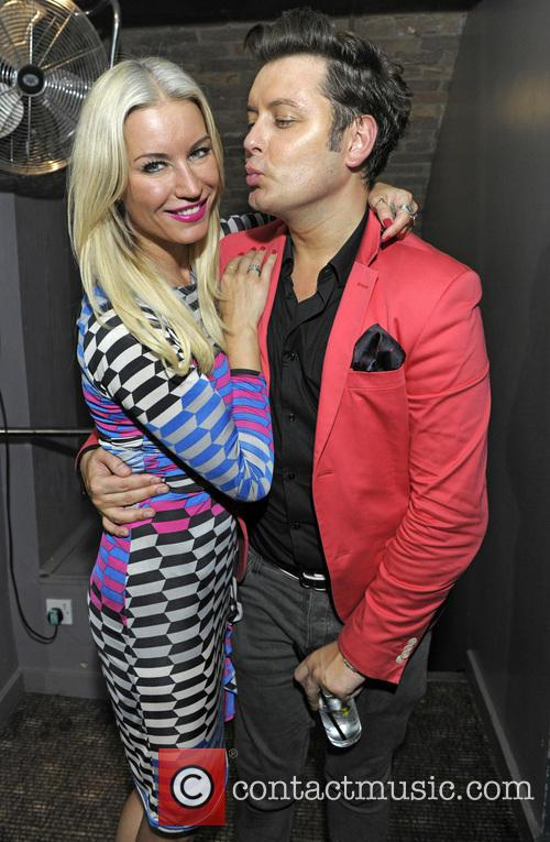 Denise Van Outen and Brian Dowling 4
