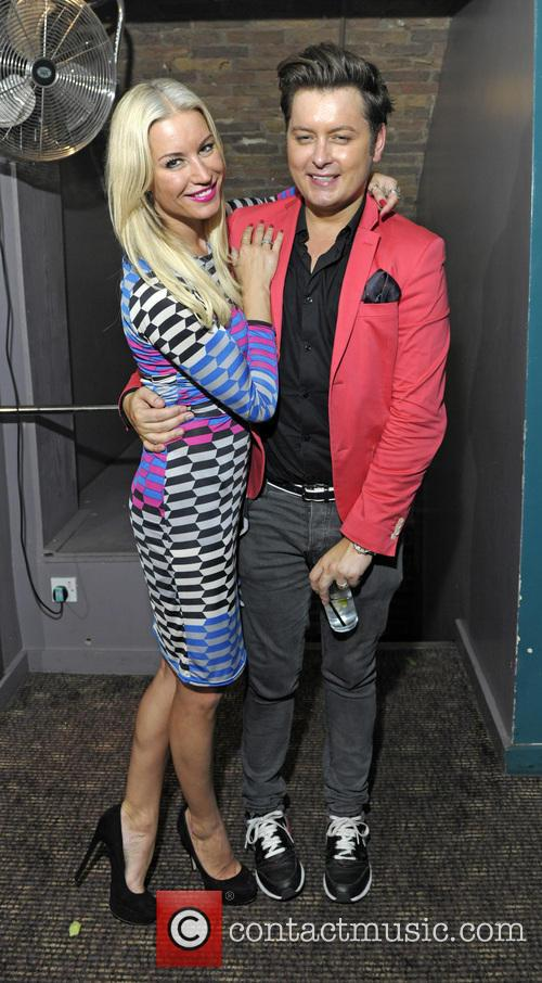 Denise Van Outen and Brian Dowling 6