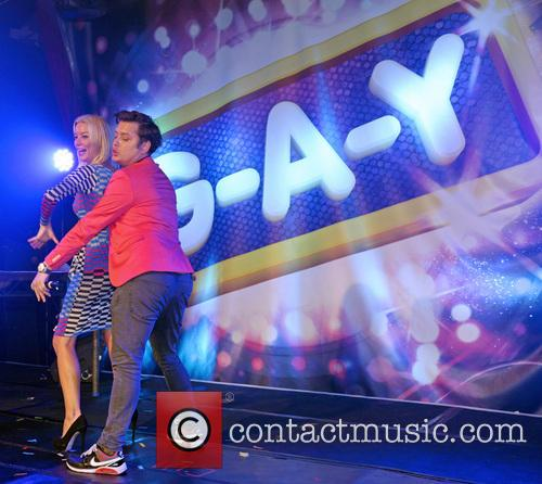 Denise Van Outen and Brian Dowling 10