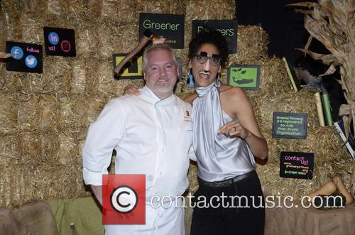 Patrick Fuery and Carla Hall 2
