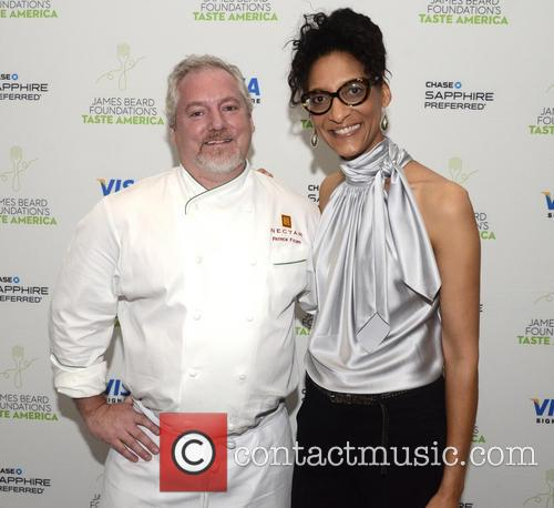 Patrick Fuery and Carla Hall 1