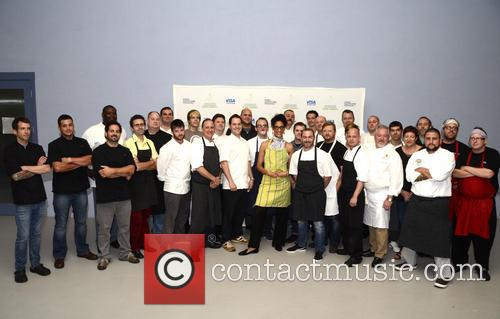 Taste Of America Chefs Philadelphia 2013 2