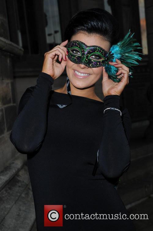 Kym Lomas Masquerade Ball