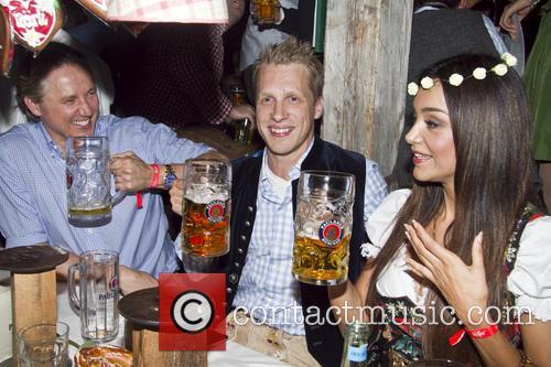 Oliver Pocher, Verena Pooth and Franjo Pooth 1