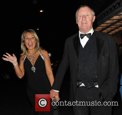 Chris Tarrant, Jane Bird, Dorchester Hotel