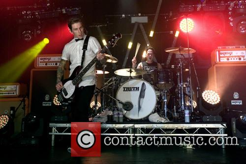 Sleeping With Sirens perform live
