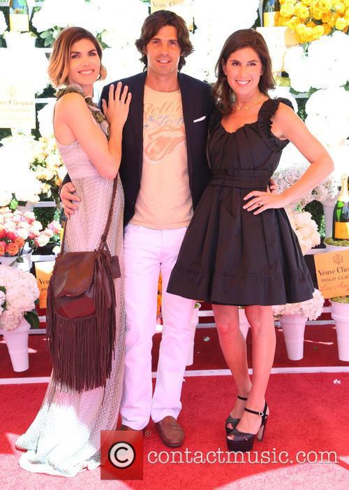 Nacho Figueroa, Delfina Blaquier and Rachel Zoe 2