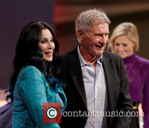 Cher and Harrison Ford 11