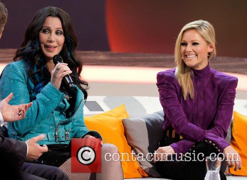 Cher and Helene Fischer 8