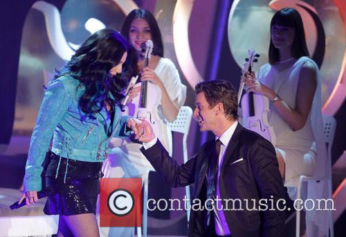 Cher and Markus Lanz 5