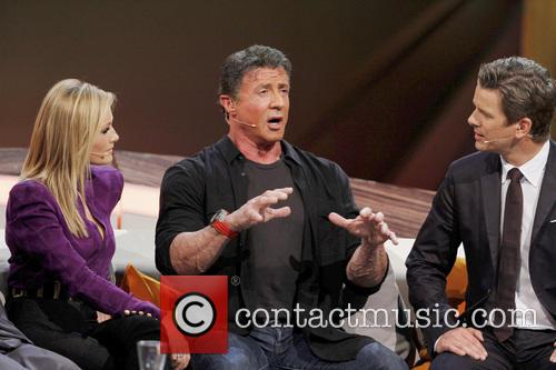 Helene Fischer, Sylvester Stallone and Markus Lanz 3
