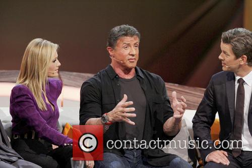 Helene Fischer, Sylvester Stallone and Markus Lanz 4