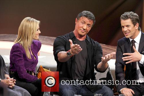 Helene Fischer, Sylvester Stallone and Markus Lanz 6