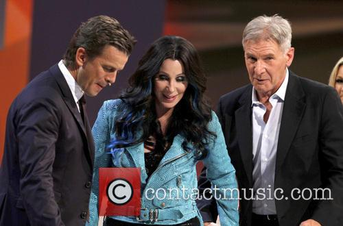 Markus Lanz, Cher and Harrison Ford 4