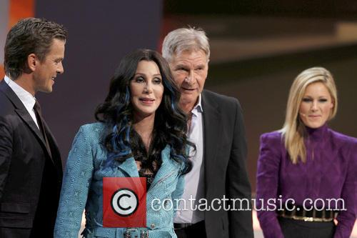 Markus Lanz, Cher, Harrison Ford and Helene Fischer 5