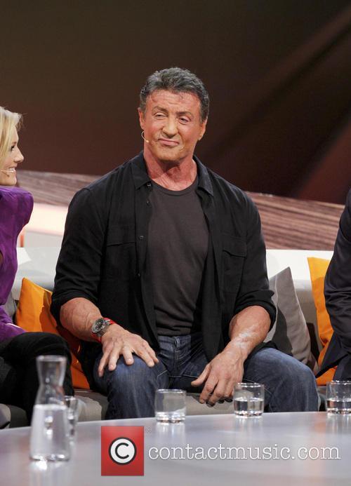 Celebrities appear on 'Wetten Dass...?'
