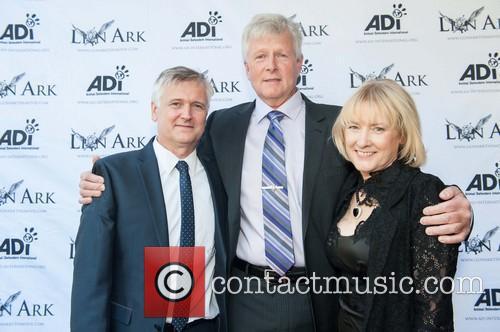 Tim Phillips, Ed Stewart and Jan Creamer 2