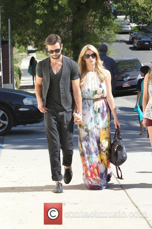 Ashley Greene and Paul Khoury 3