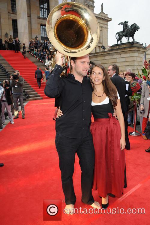 Andreas Martin Hofmeir and Katharina Goldner 1