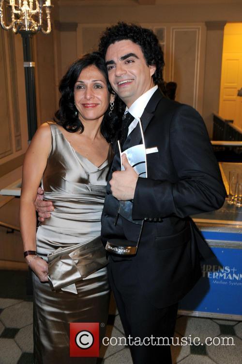 Lucia Villazon and Rolando Villazon